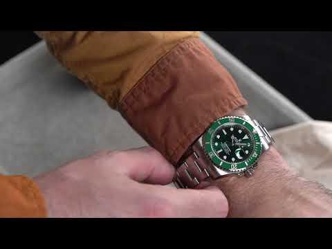 TWC Reviews: Rolex Hulk Submariner 116610LV