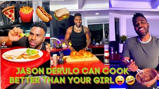 Best of Jason derulo recipes  TikTok compilation videos