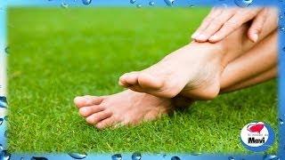 Para en de piernas sensación remedio la ardor las