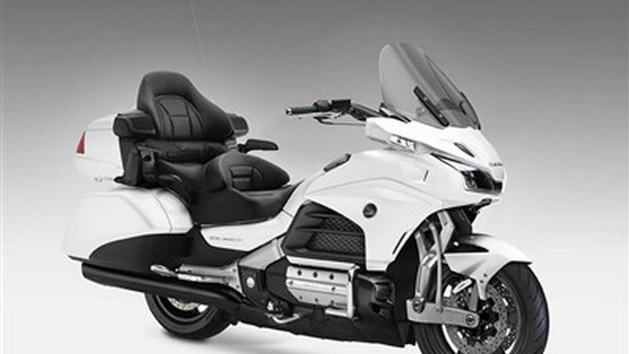 hot news 2018 honda gold wing price spec youtube. Black Bedroom Furniture Sets. Home Design Ideas