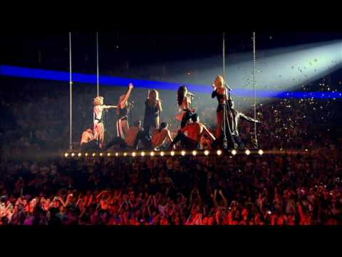 Girls Aloud - Call The Shots [Out Of Control Tour DVD]