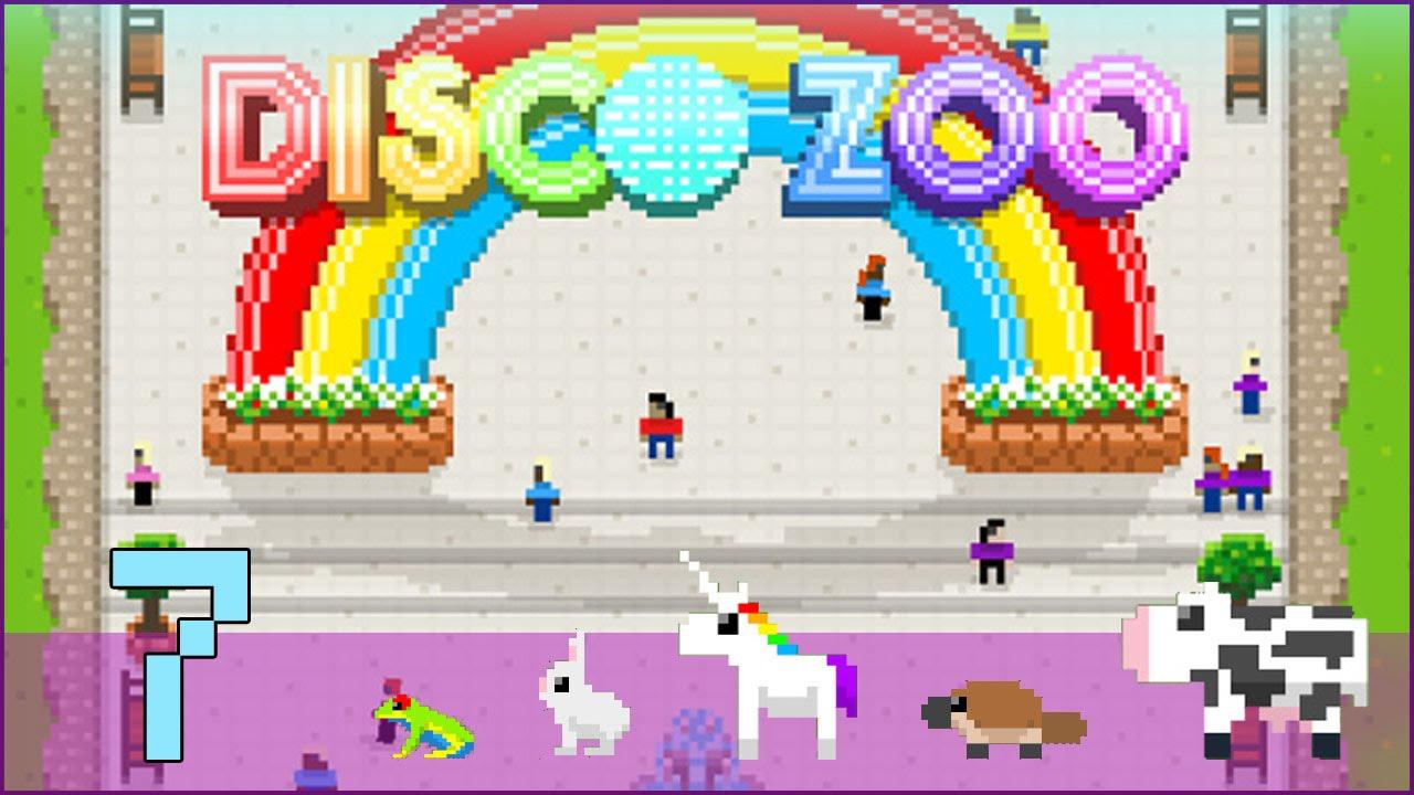 Dancing Disco King Kangaroo!!    Disco Zoo    Episode #7