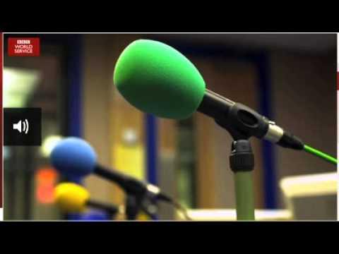 Gilad Atzmon @ BBC World Services' Weekend Radio Show 14.10.12