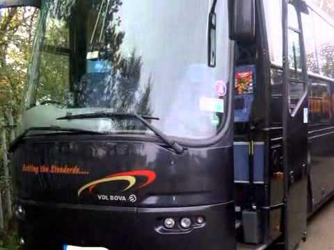 Coach Hire Durham City Coaches Ltd Youtube