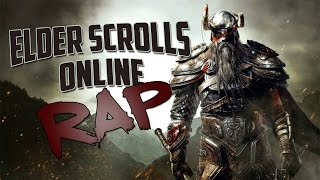 "Elder Scrolls Online Rap | NemRaps - ""Runnin"