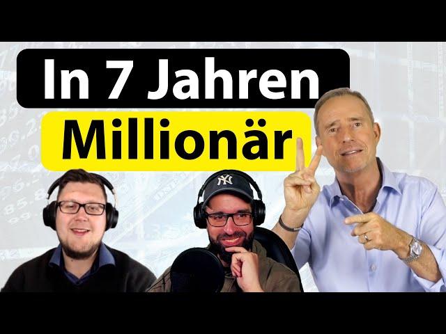 Wie JEDER in 7 Jahren MILLIONÄR sein kann - Reaktion auf Bodo Schäfer