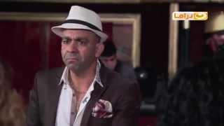Mazag El Kheir Series | مسلسل مزاج الخير | مشهد الملط بيضون يعطى درس فى أخلاق العمل فى الكابارية