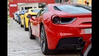 Ferrari 70th anniversary (Malaysia) Naza Italia