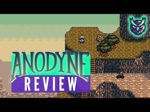 Anodyne Switch Review - A Link To The Past Like RPG