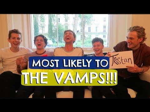 MOST LIKELY TO W/ THE VAMPS