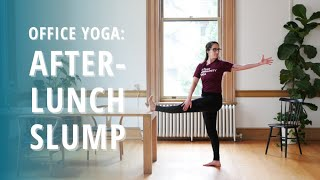 After Lunch Slump: Office Yoga at The Pioneer Collective | Wild in Tacoma | Yoga Wild