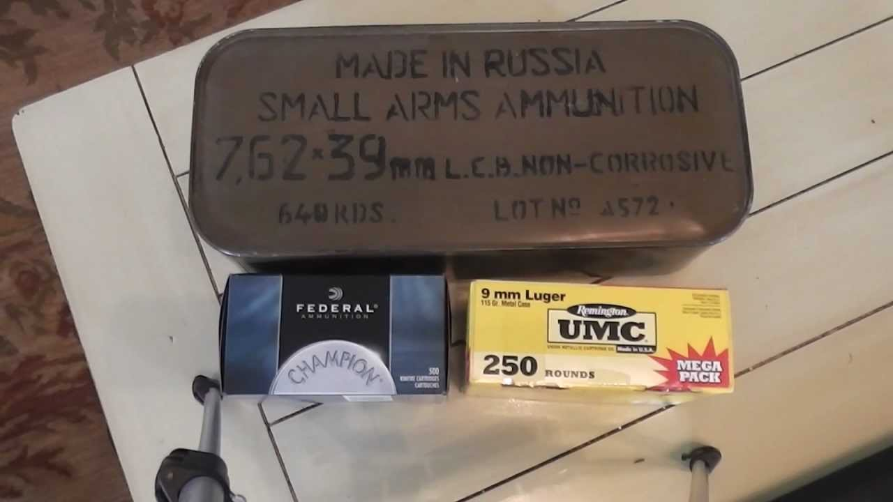 22lr ammo shortage explained why 22lr ammo cannot be found