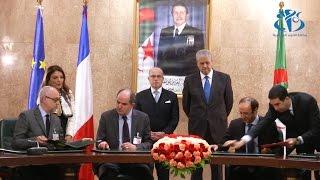 التوقيع على 10 اتفاقات تعاون تتوج زيارة كازنوف للجزائر
