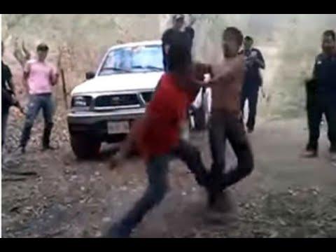 pelea de puños 2