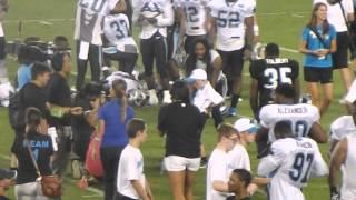 Carolina Panthers Dance Party