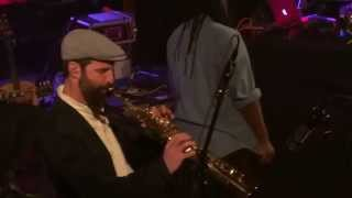 The Cinematic Orchestra - All That You Give (HD) Live In Paris 2015