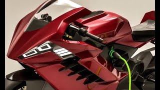 HONDA ELECTRIC SUPERBIKE 2018 - Tokyo Motor Show Honda Electric Motorcycle