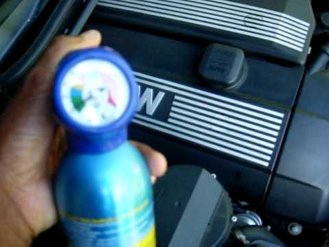 How To Recharge Your Bmw 3 Series Ac System Bmw E46 1998