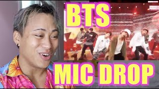 BTS (?????) MIC Drop BTS Comeback Show REACTION #KingKennySlay MP3