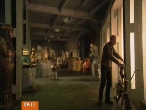 Pete Postlethwaite talks about The Age of Stupid on BBC Breakfast