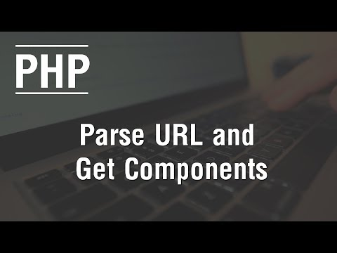 PHP Tutorials In Arabic - Parse Url And Get Components