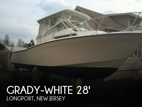 [SOLD] Used 1993 Grady-White 28 Marlin in Longport, New Jersey