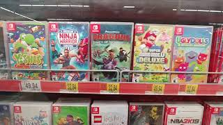 Switch Video Games At Walmart - June 2019