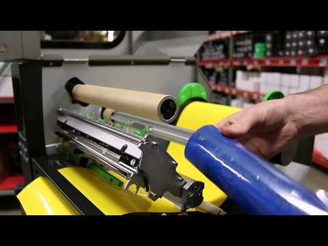 LabelTac® 9 Support Video- Loading Supply and Print Ribbon