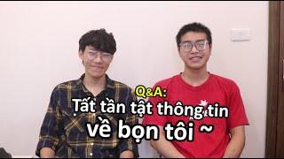 [Q&A Tập 1] Hỏi ngang Đáp dọc - Tất tần tật về bọn mình   Ping Lê