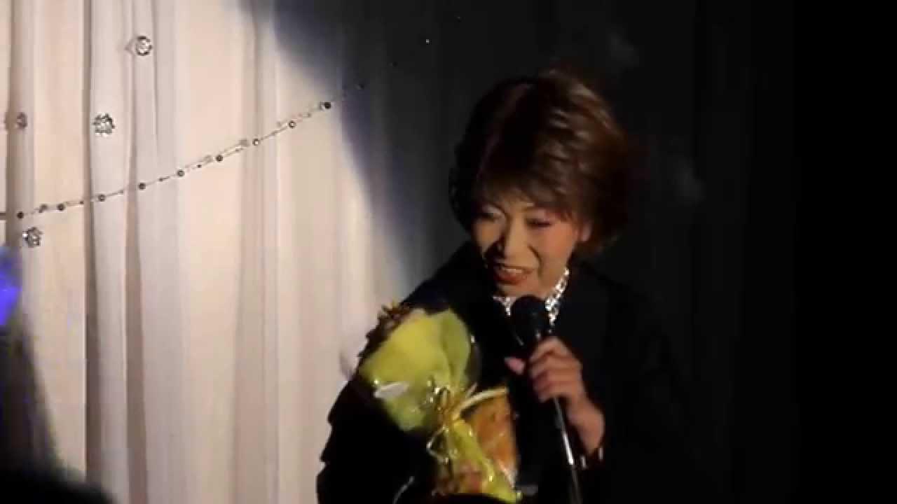 """P9200003曽野恵子の熱唱・""""マルマン歌謡劇場""""にて - YouTube"""