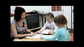 Китайский для дошкольников в языковой школе Лингва Хаус