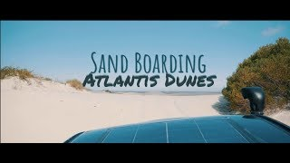 Sand Board Atlantis Dunes