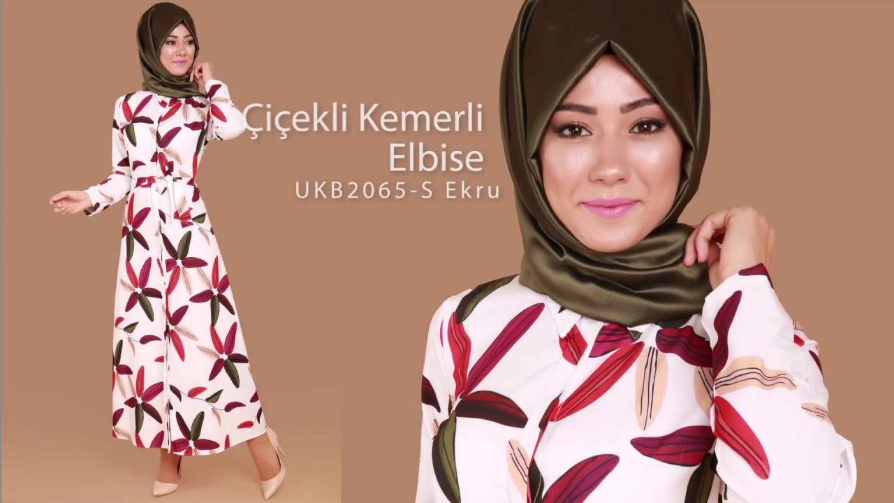 c51943a1873a4 ModaSelvim'den Hayat Kurtarıcı 10 Elbise Modeli #Tesettür #Elbise ...
