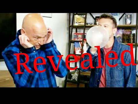 Mat Franco Card in A Balloon Trick Revealed.....