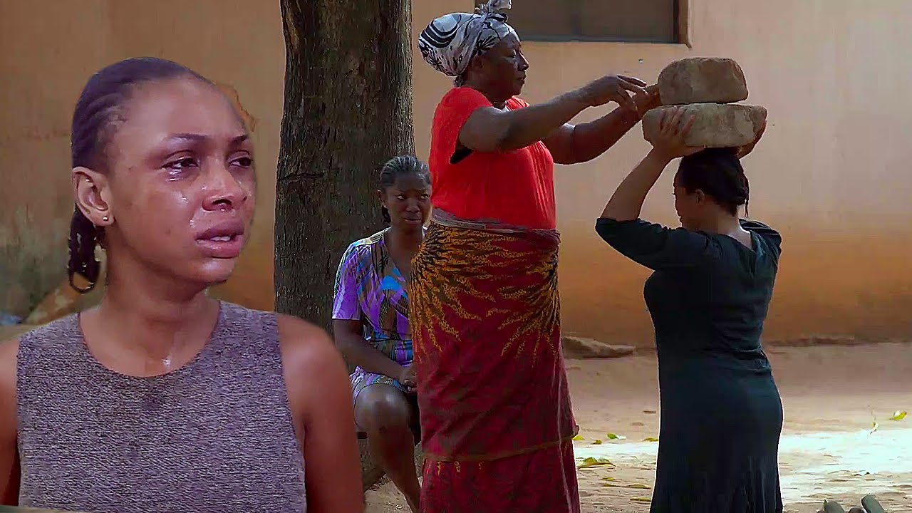 Download SHE WAS MALTREATED BY HER STEP MOTHER BUT THEY DIDNT KNOW GOD WIL SEND HER A RICH MAN - nigerian