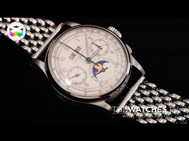 48b7246ec4b O relógio mais caro de sempre em leilão foi vendido por mais de 10 milhões  de euros – Observador