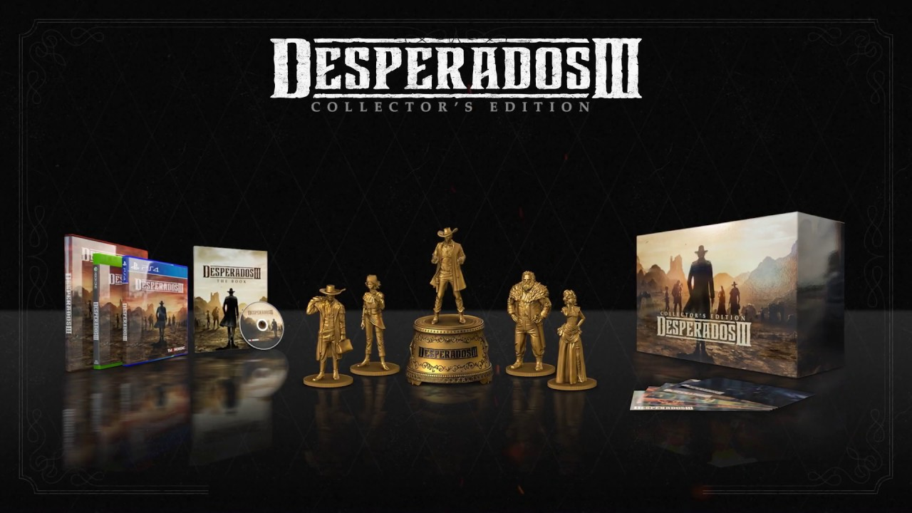 Desperados Iii Collector S Edition Launches For Xbox One Windows Central
