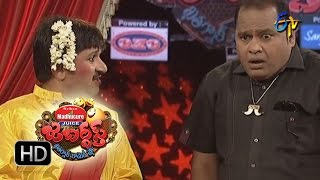 Jabardasth - Rocket Raghava Performance - 7th July 2016 - జబర్దస్త్