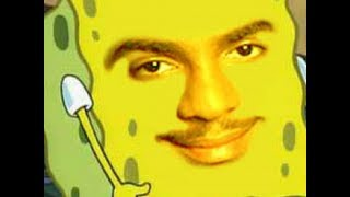 Spongebob Carlton Face