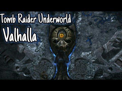 Tomb Raider Underworld Game of the dead #valhalla |