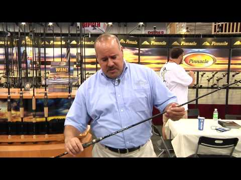 ICAST 2010 - Pinnacle Rods