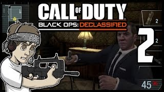 Black Ops Declassified - SECRET MISSION - Part 2 (PS Vita Gameplay)
