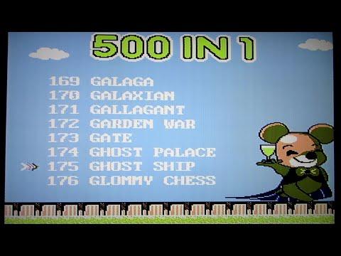 Game Box 500