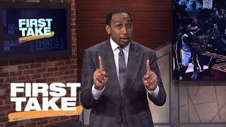 Stephen A. Smith has final word on Kyrie Irving interview | Final Take | First Take | ESPN thumbnail