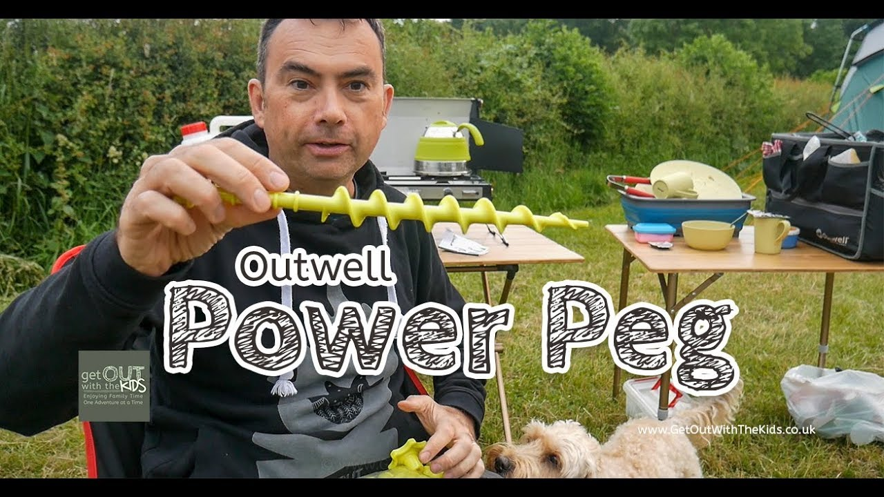 video The Outwell Power Peg