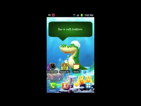 Alligator Jack Live Wallpaper