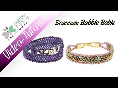 Bracciale Bobble Bubble Bracciale Video Video Bobble Bubble 1KlcFJ