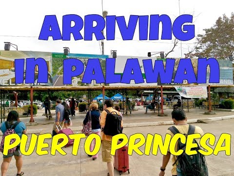 MANILA AIRPORT TO PUERTO PRINCESA CITY -  Travel Guide