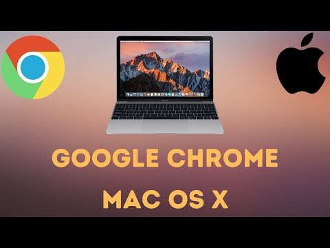 How To Download And Install Google Chrome On Mac OS X ( Macbook Pro, Macbook Air)