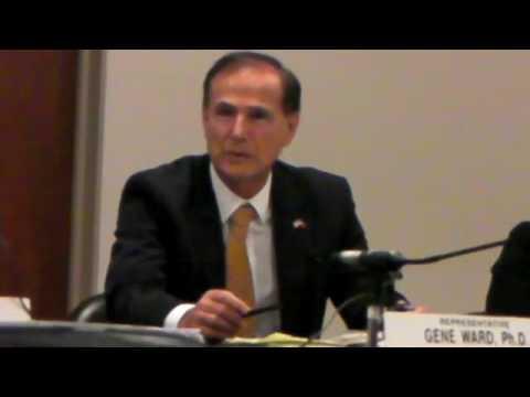 Ceded Lands Moratorium vote - Hawaii House Committee on ...